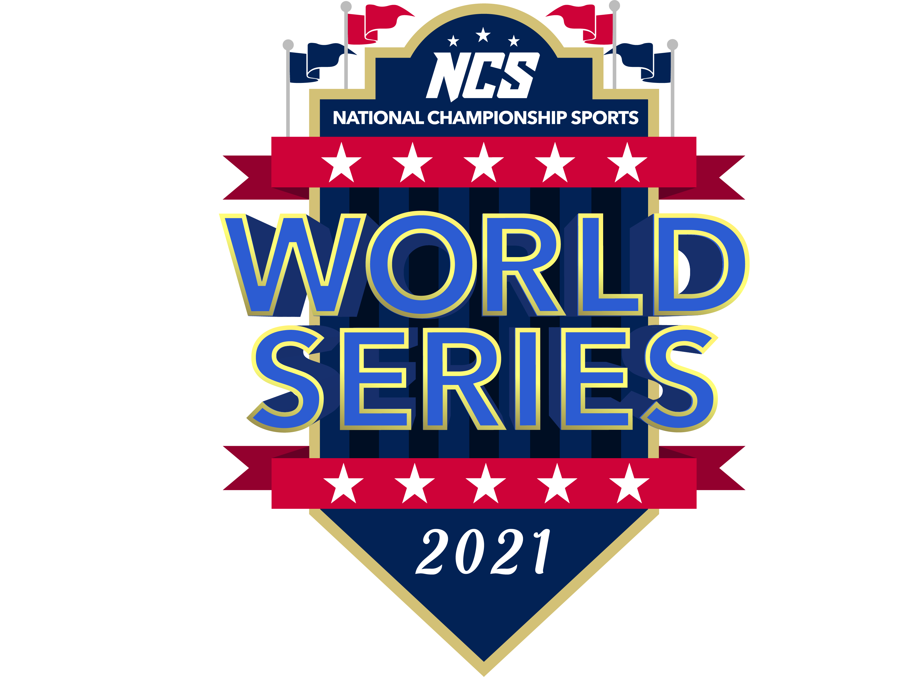 12th Annual TSB WORLD SERIES (Even Ages) Logo