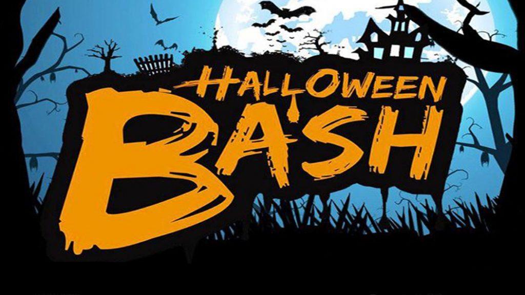 Halloween Bash Logo