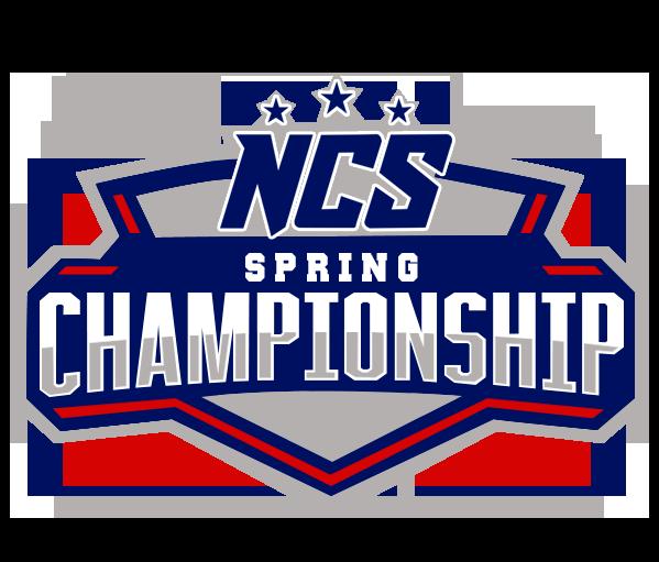 NCS Spring Championship  Powered by Gatorade Logo