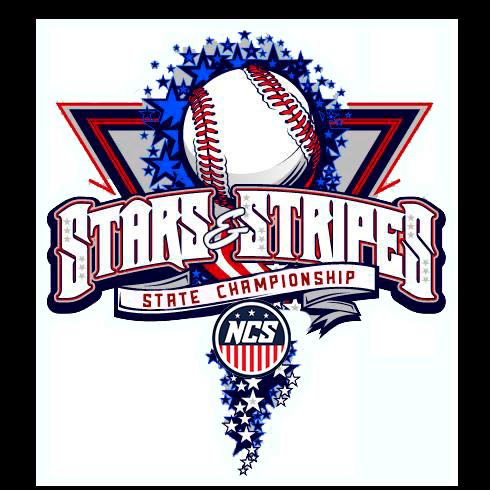 Stars and Stripes Firecracker Classic Logo