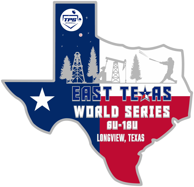 3rd Annual East Texas WORLD SERIES Logo