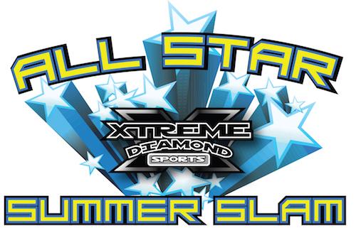 XDS All Star Summer Slam Logo