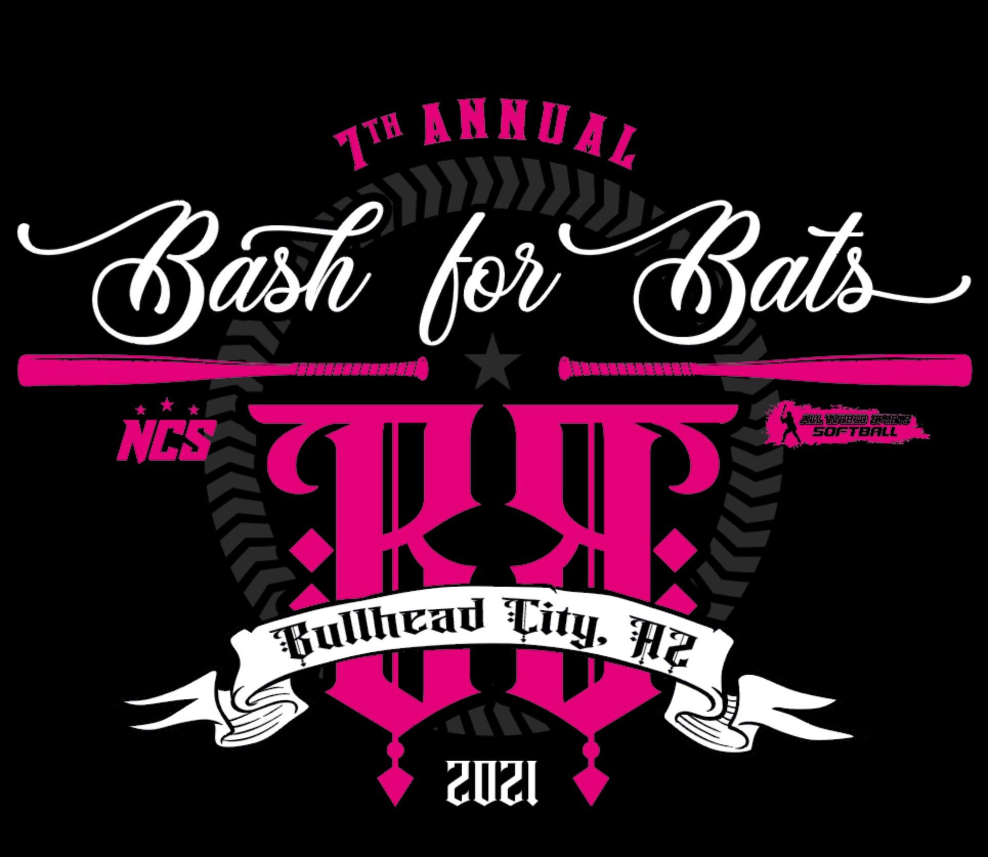 7th ANNUAL BASH FOR BATS Logo