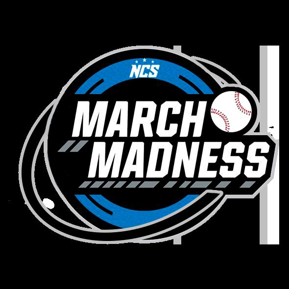 March Madness Powered Gatorade Logo