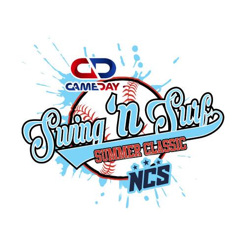 Surf 'n Swing Logo