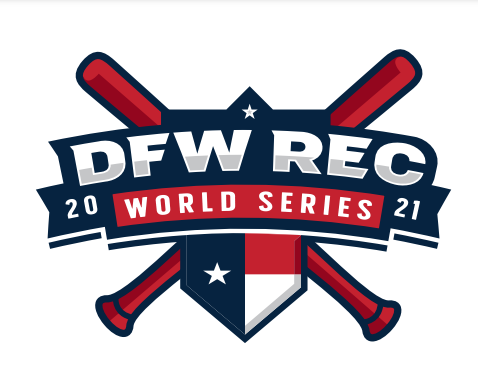 DFW Rec World Series (D3 and Rec Teams Only) Logo