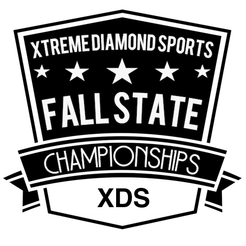 XDS Fall State Championships 3X Points Logo