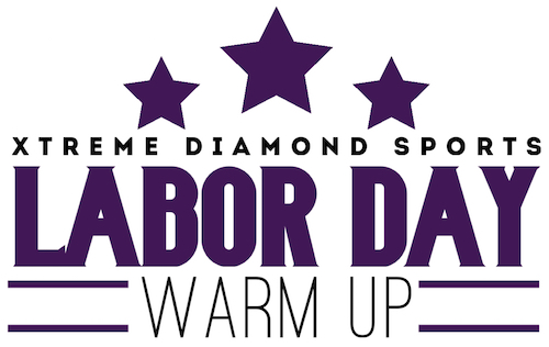 XDS Labor Day Warm Up Logo