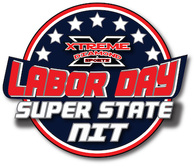 XDS Labor Day Super State NIT 2X POINTS Logo
