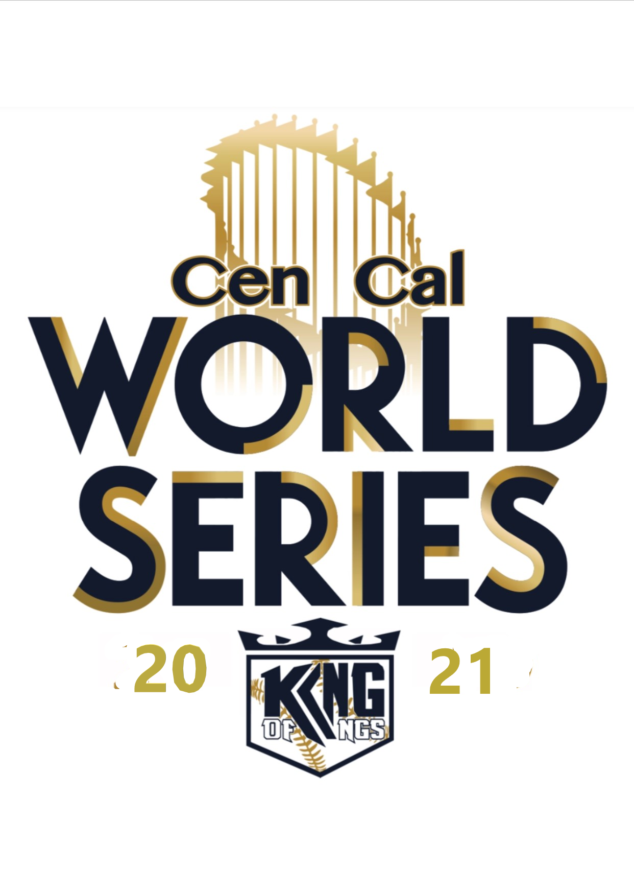 Cen Cal World Series 2021 Logo