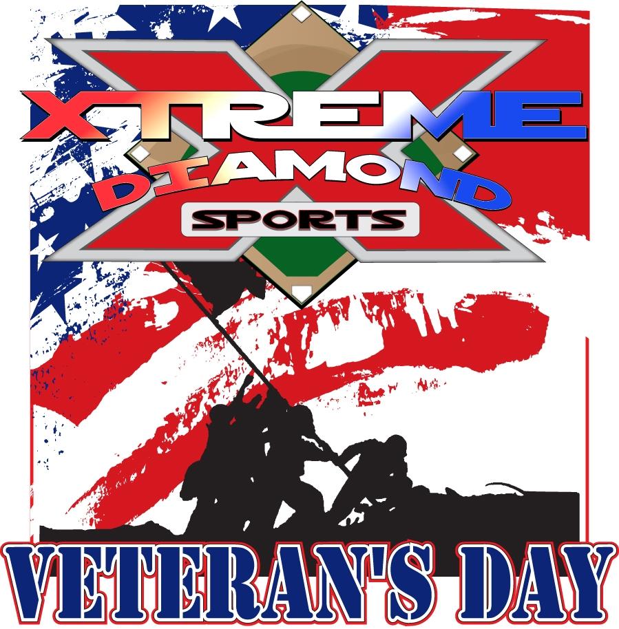 XDS Veteran's Day NIT Orange County Logo