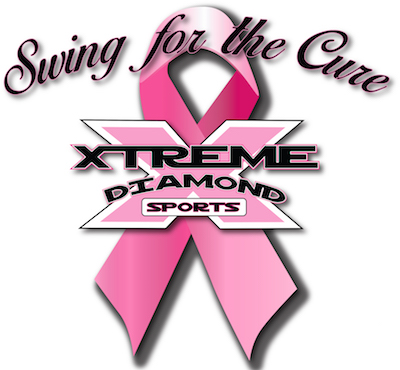 XDS Swing for the Cure Logo