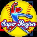 2021 NCS SOUTH TEXAS SUPER REGIONALS 6U-12U Logo