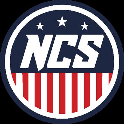 NCS End of Season Finale weekend Logo