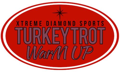 XDS Turkey Trot Warm Up Logo