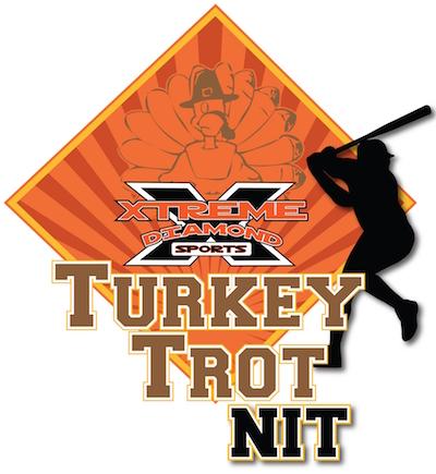 XDS Turkey Trot RINGS NIT Logo