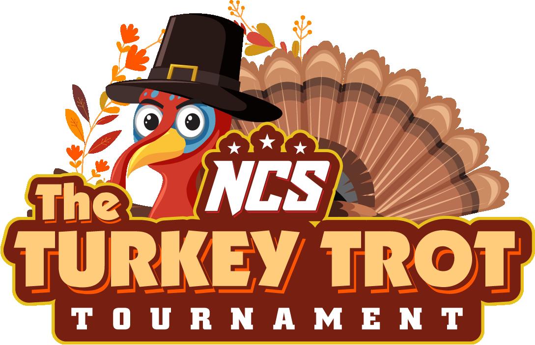 The Turkey Trot SUPER NIT Logo