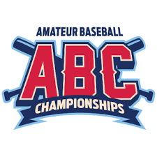 AMATEUR BASEBALL CHAMPIONSHIPS Logo