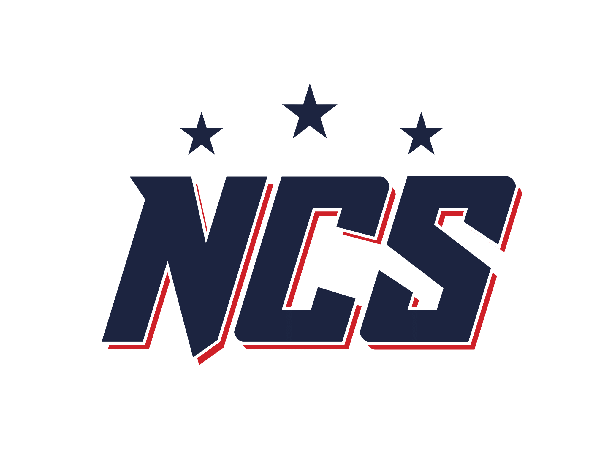 NCS Wood Bat Fall State Logo
