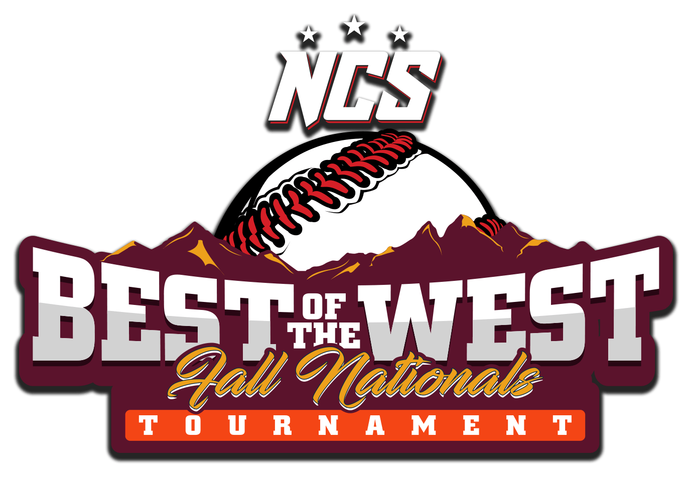 Best of the West Fall Nationals Logo