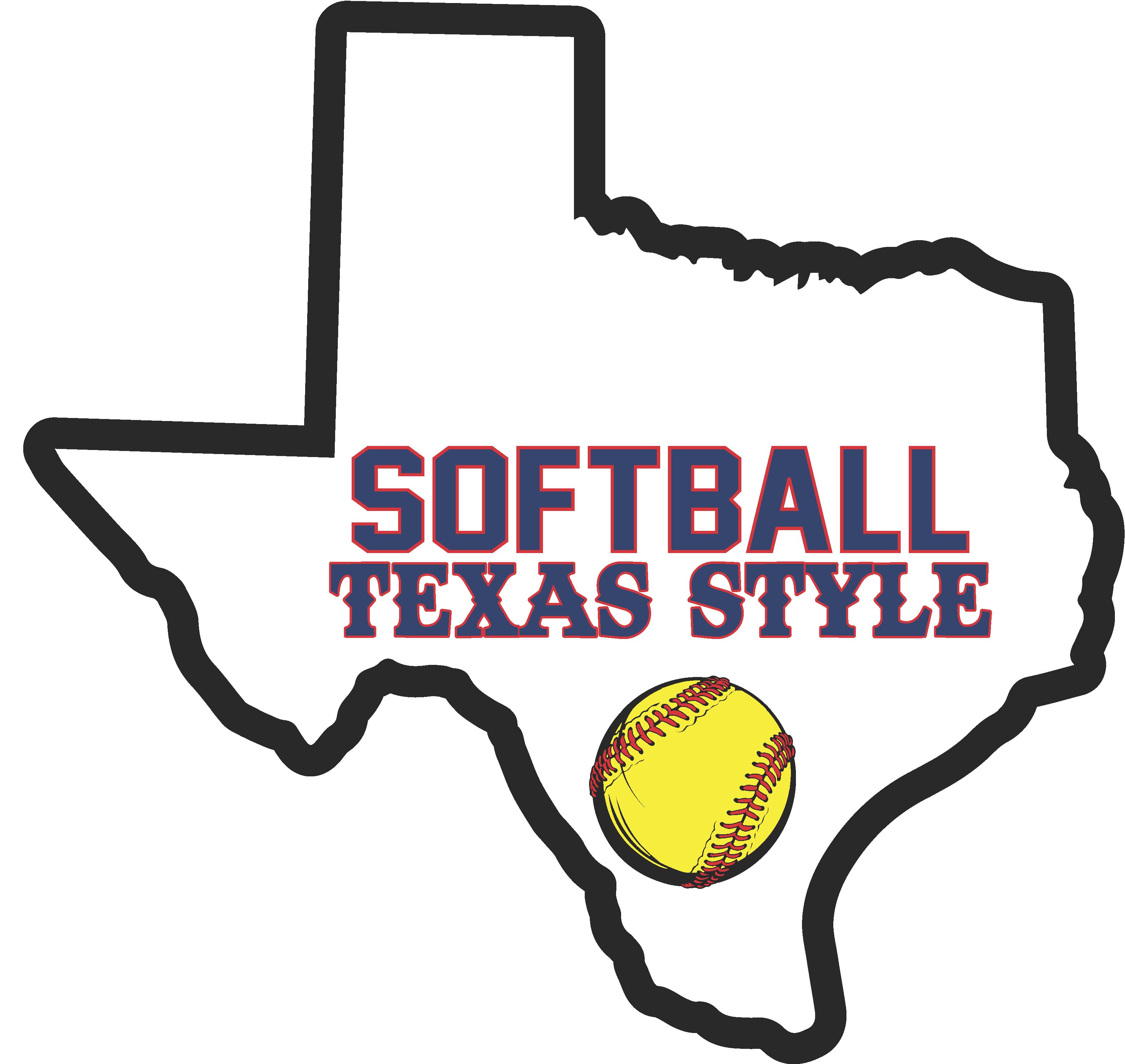 Softball Texas Style Fall Seniors Classic Logo
