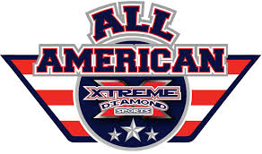 Xtreme Diamond - All-American Classic - NCS Phoenix East Valley event (SEASON OPENER) Logo