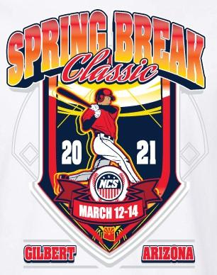 Xtreme Diamond Arizona Presents - NCS Arizona Desert Spring Break Classic - Week #1 Logo