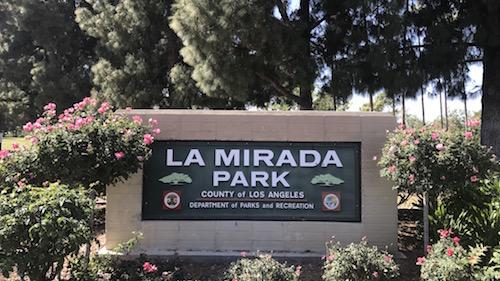 La Mirada Regional Park
