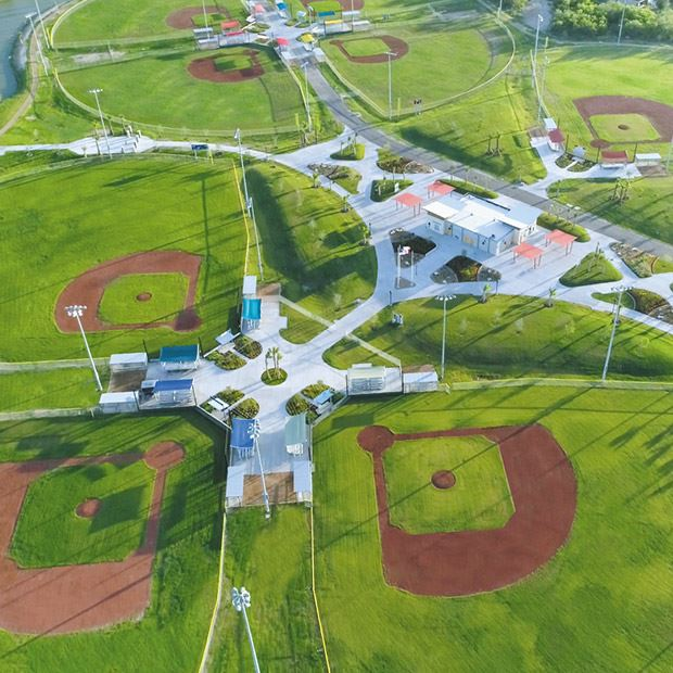 McAllen Youth Baseball Complex