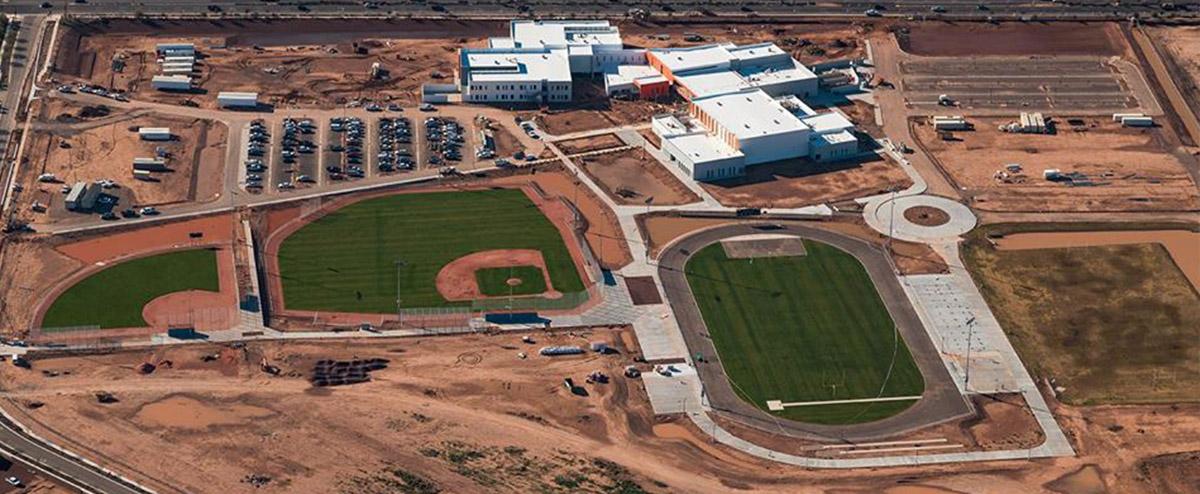 Eastmark High School, Queen Creek AZ(East Valley)